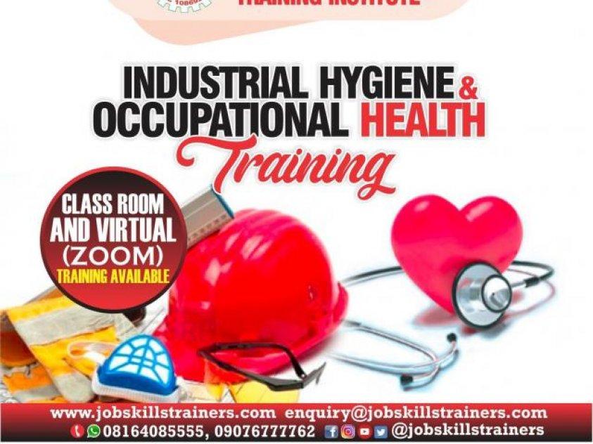 INDUSTRIAL HYGIENE AND OCCUPATIONAL HEALTH TRAINING
