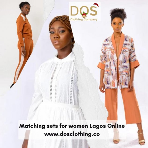 Buy Matching sets for women Lagos Online