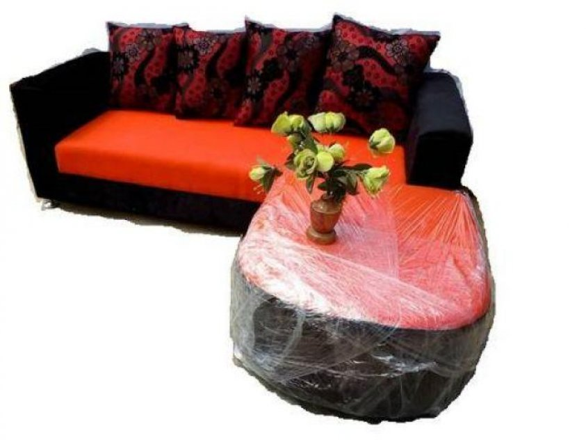 Compact and comfortable L shap sofa for your home