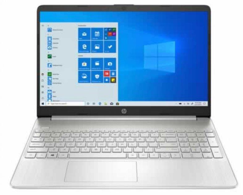 "HP 15.6"" Laptop 8GB RAM Quad-core 2.1GHz AMD OpenBox - Silver Color"