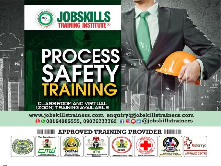 PROCESS SAFETY TRAINING