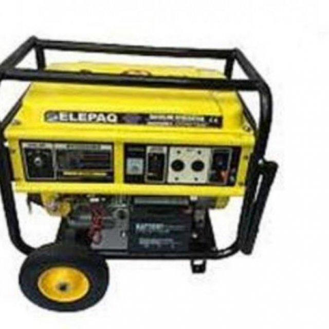 Clean 8kva Elepaq Generator
