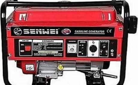 Senwei Senwei EC6500CX  3.5kva Generator - Manual Starter