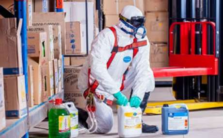 Residential and industrial cleaning services in Surulere Lagos
