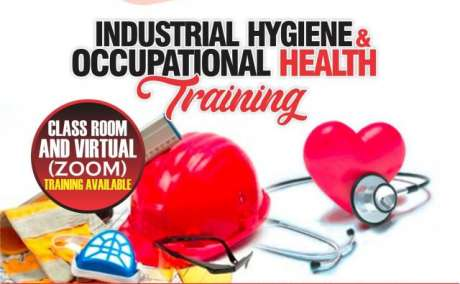 INDUSTRIAL HYGIENE AND OCCUPATIONAL HEALTH TRAINING