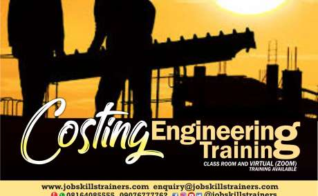 COSTING ENGINEERING TRAINING