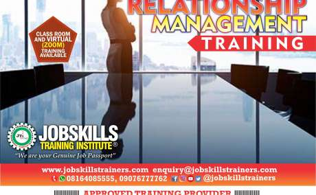 CUSTOMER RELATIONSHIP MANAGEMENT TRAINING