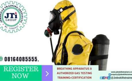 BREATH APPARATUS AND GAS TESTING TRAINING