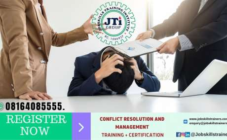 CONFLICT RESOLUTION AND MANAGEMENT TRAINING