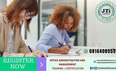 OFFICE ADMINISTRAITION AND MANAGEMENT TRAINING